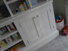 playroom storage unit