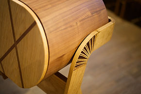 Alan Nisbet Bespoke Furniture gallery