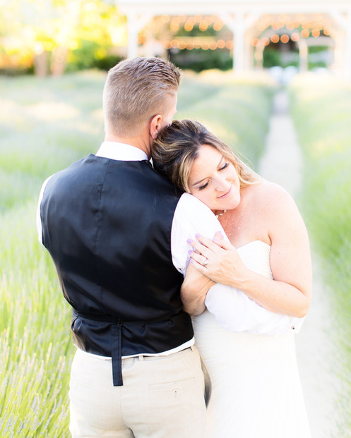 Hidden Gem Lavender Ridge Wedding Venue