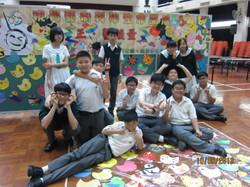Annual visual arts exhibition