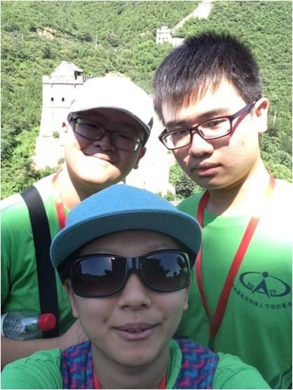 Aerospace Summer Camp in Beijing