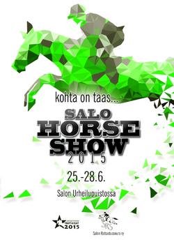 Salo Horse Show