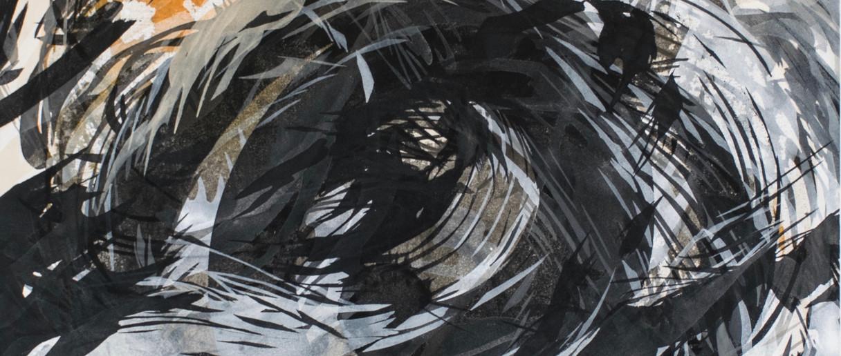 'Eternity in a Black Spiral|Wave XVI'
