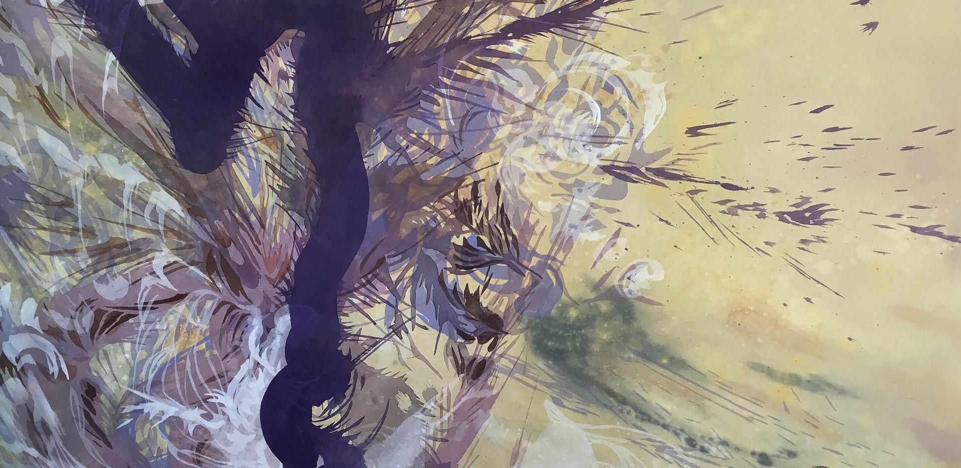 'Purple Dragon|Wave II'