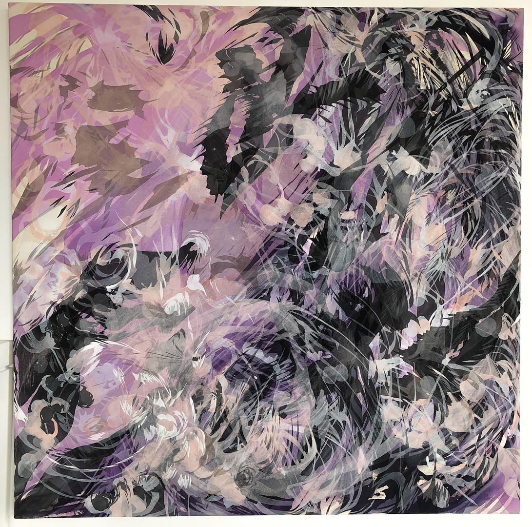 'Purple Orchid Slayer VII
