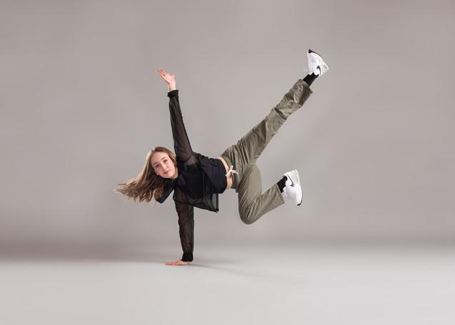 Coeur d'Alene Dance Portrait