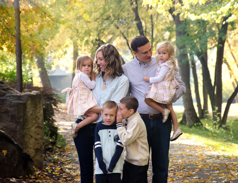 Post Falls Family Photography