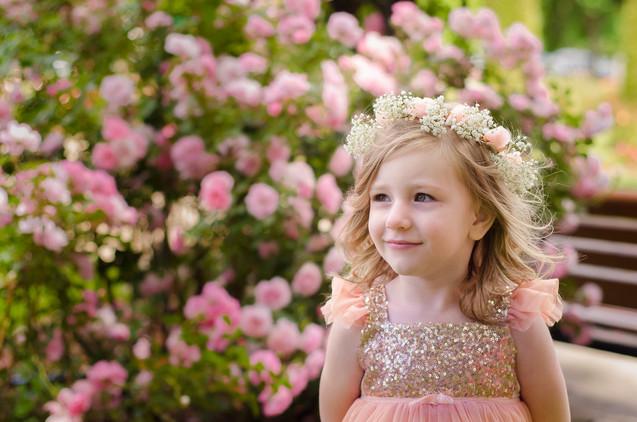 Coeur d'Alene Child Portrait