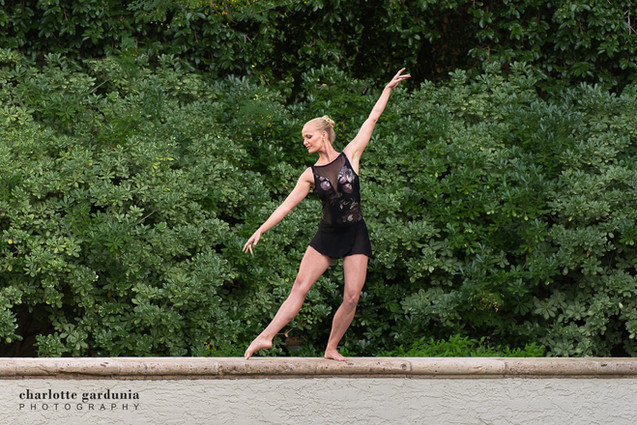 On-location Dance Photography