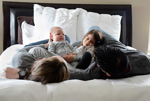 Coeur d'Alene Newborn Photography
