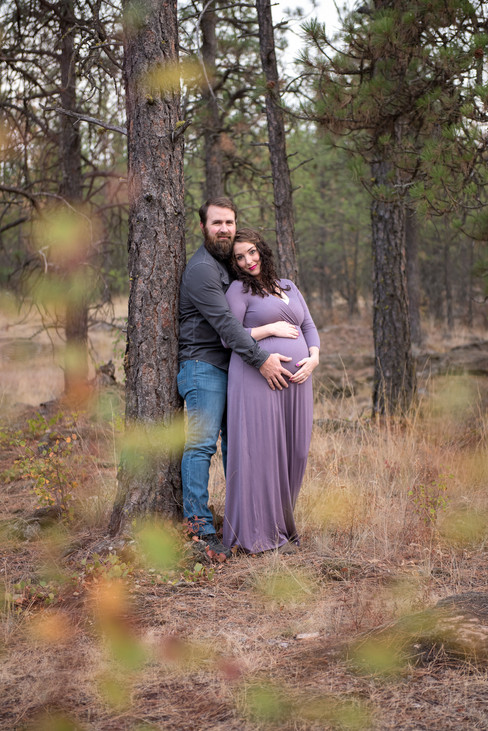 Post Falls Maternity Photography
