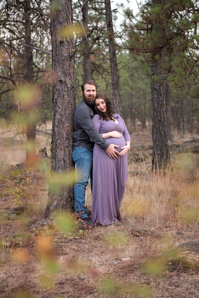 Post Falls Maternity Photography