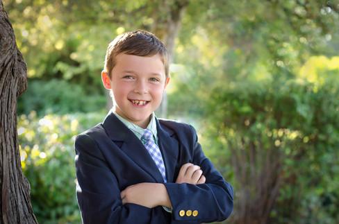 Post Falls Child Portrait