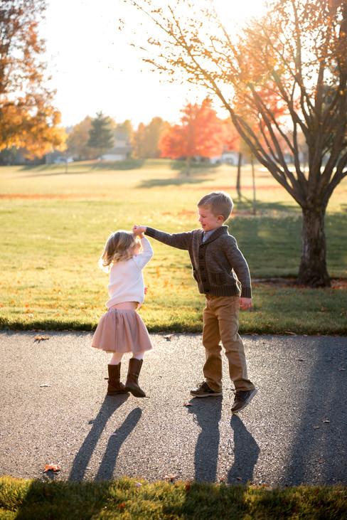 Coeur d'Alene Family Photography