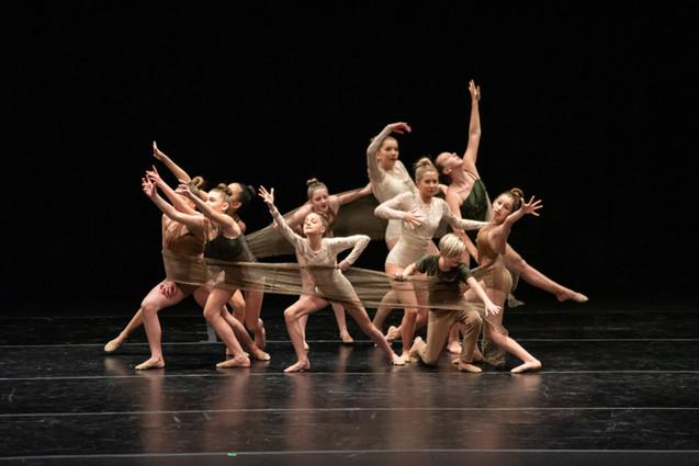 Dance Performance Photography