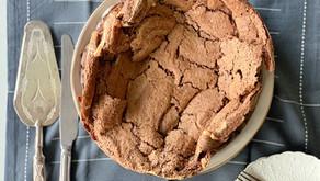 עוגת שוקולד ומרנג ללא קמח