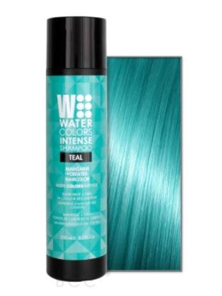 Teal Intense Color Depositing Shampoo