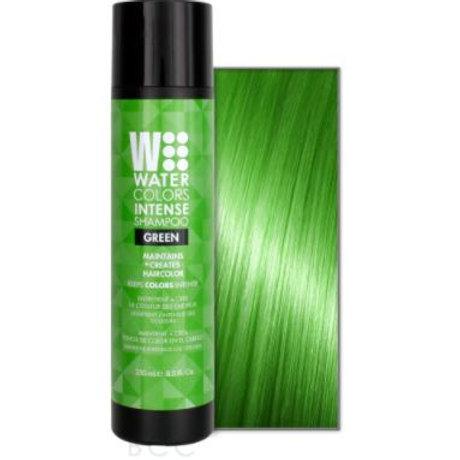 Green Intense Color Depositing Shampoo