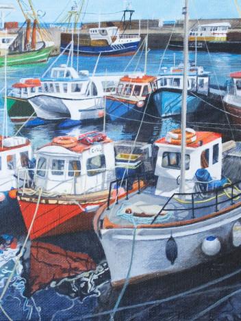 Fishing Boats at Kilmore Quay