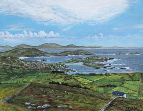 View from Ring of Kerry
