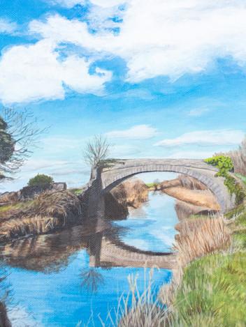Summer, Barrow Canal Walk