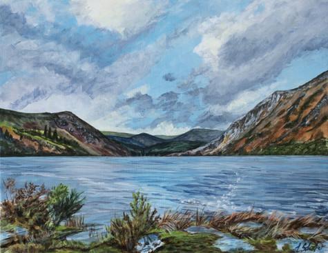 Lough Dan, Wicklow