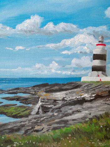 Hook Lighthouse No. 2