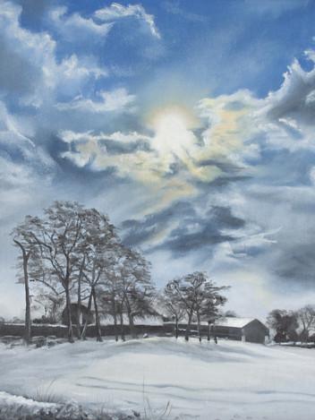 Snow Day, Kildare