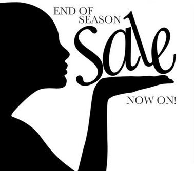 'Tis the Season...for the End of Season Sale!