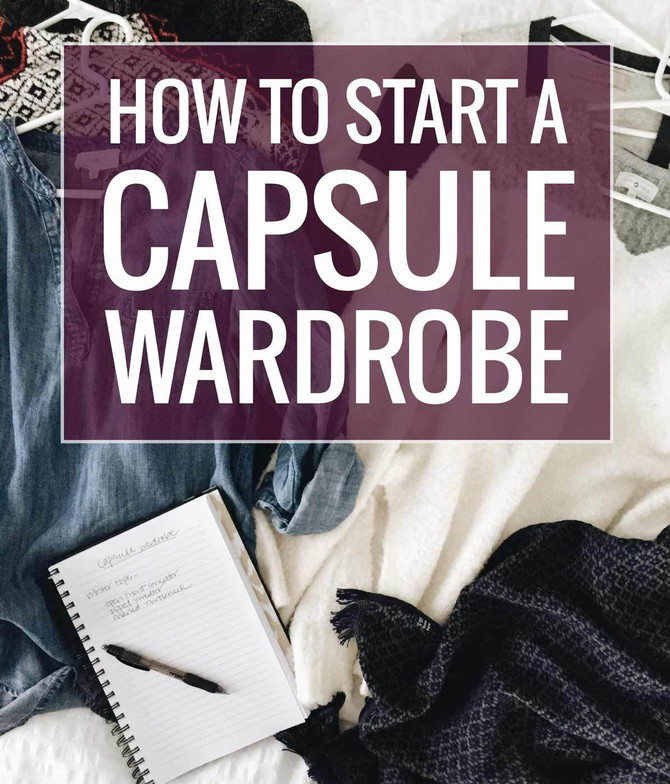 Creating a Capsule Wardrobe...In Four Easy Steps (Step 3)