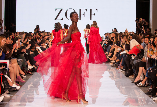 Toronto Women's Fashion Week SS18 Spotlight on Zoff