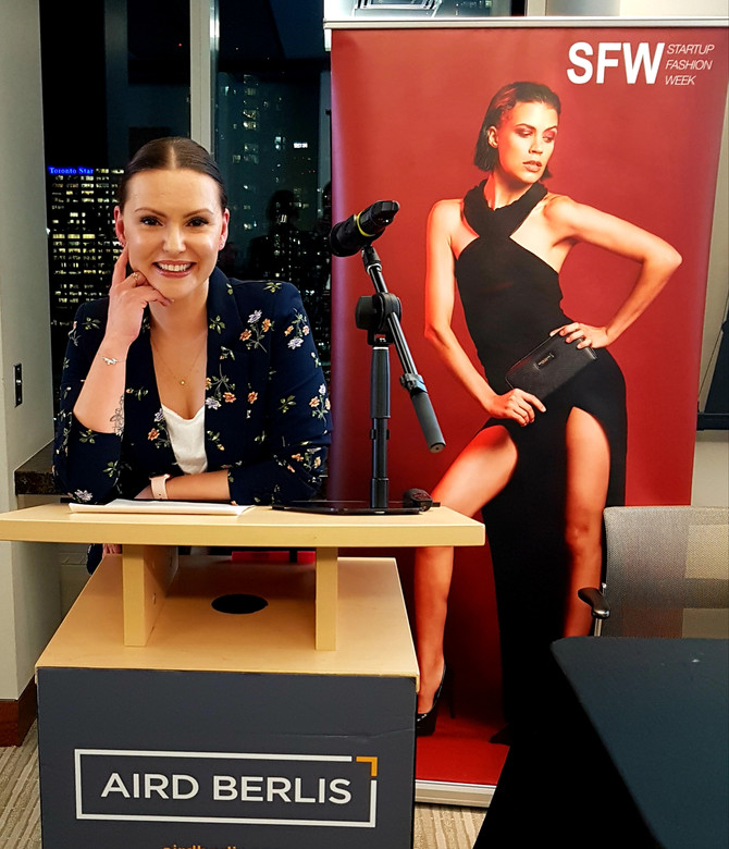 Highlights from SFW Toronto Business of Fashion Conference