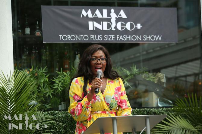 The Toronto Plus Size Fashion Show Proves That Style Has No Size Limits!
