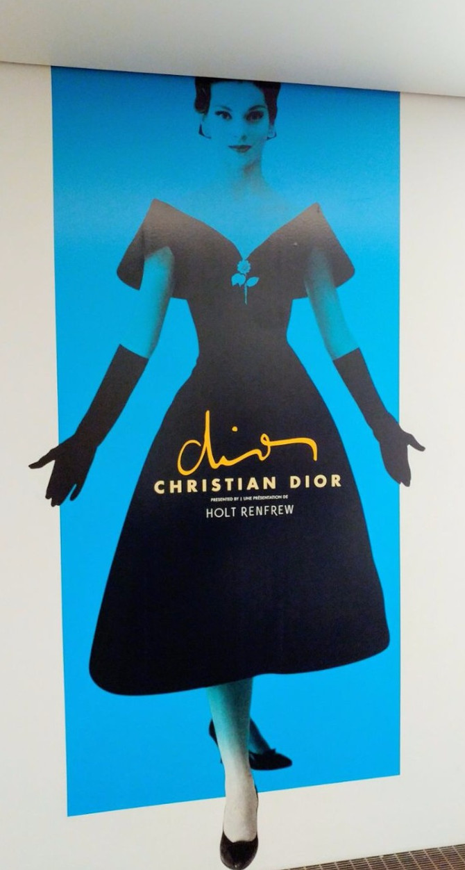 Friday Night Live at the ROM presents Christian Dior Collection
