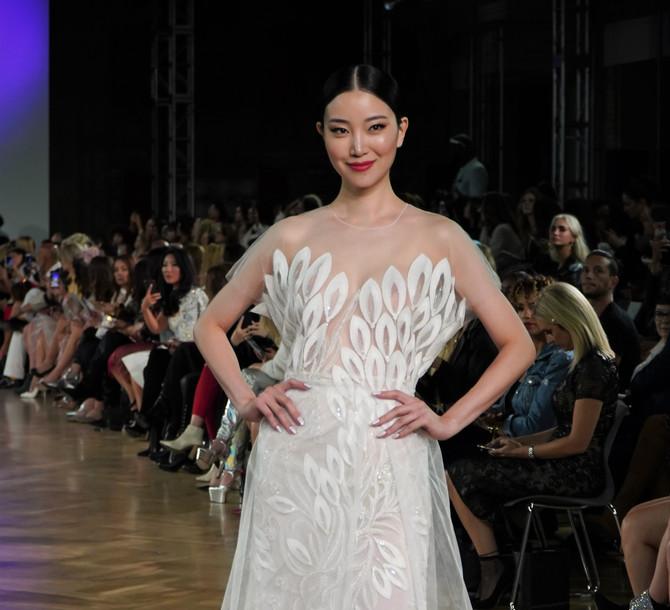 Narces Brings the Many Faces of Femininity to Toronto Fashion Week