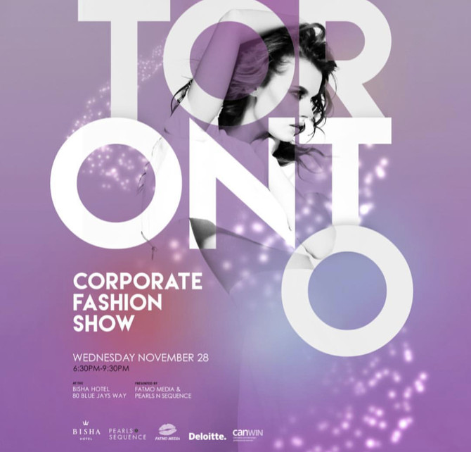 Toronto Corporate Fashion Show Combines Diversity and Style