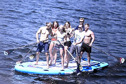 Aqua Watersports Grand Cayman SUP rental