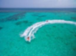 Jet Skis Tours Grand Cayman Reefs