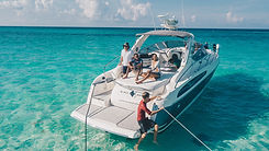 Chill out on a luxury Aqua Watersports charter, Grand Cayman