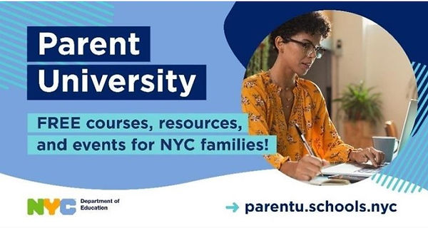 Free courses and resources for parents
