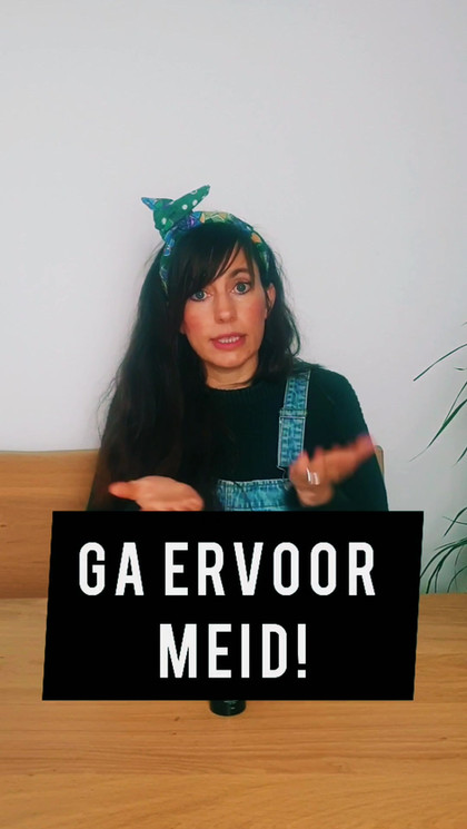 Video IG @thegreenlist.nl