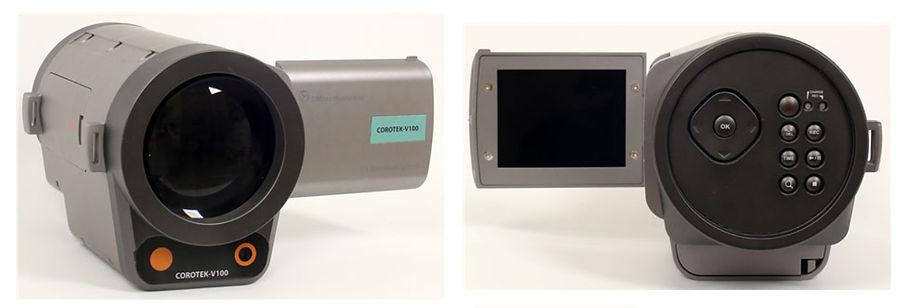 국내 최초 자외선카메라 COROTEK-V100