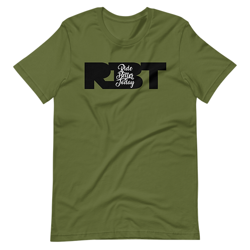 Basic Ride Better Today Tee