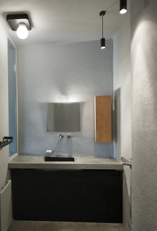 Bathroom renovation, apartment refurbishment, design, flat renovation, Stavropoulou architects, gree