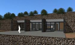 Bioclimatic residence, Nafplio, Stavropoulou Architects, greek architect, architecture, design