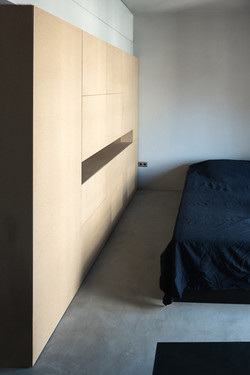 Apartment refurbishment, design, bedroom design, flat renovation, Stavropoulou architects, greek arc