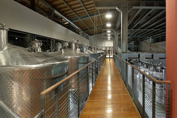 bioclimatic winery designed by Stavropoulou Architects