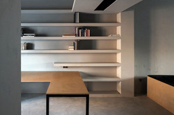 Apartment refurbishment, lounge design, flat renovation, Stavropoulou architects, greek architects