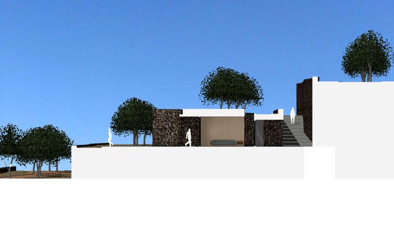 Bioclimatic residence, Nafplio, Stavropoulou Architects, greek architect, architecture, design