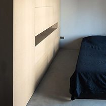 Stavropoulou Architects, Appartment refurbishment in Koukaki, bedroom area